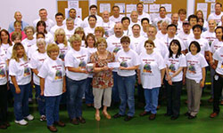 Day of Caring with the United Way